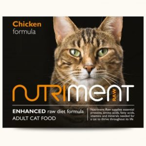 Nutriment Raw for Cats